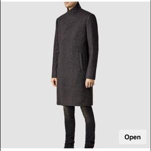 All Saints Laurel Coat